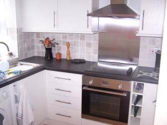White Rose Plumbing kitchens in Waltham Chase