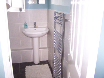 Bathrooms installed by White Rose Plumbing Hampshire
